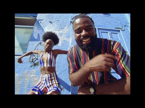 Afro B - Drogba (Joanna) Prod by Team Salut [Official Music Video]