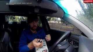 Обзор видеорегистратора Car DVR Camcorder(Видеорегистратор покупал ТУТ: ..., 2015-10-14T08:05:51.000Z)