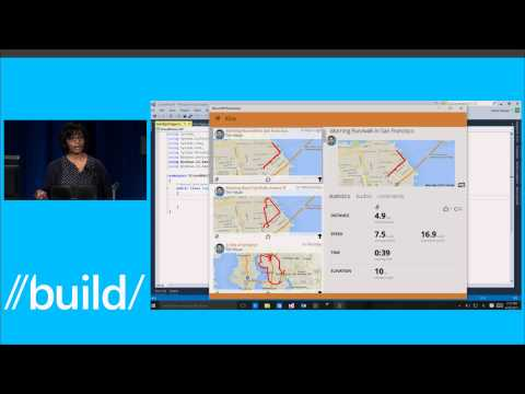 From Small Screen to Big, Building Windows App Experiences with XAML