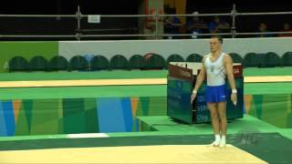 VERNIAIEV Oleg (UKR) - 2016 Olympic Test Event, Rio (BRA) - Apparatus Final Floor Exercise