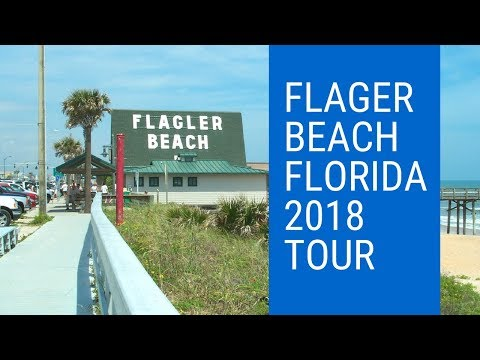 Flagler Beach Florida Tour 2018