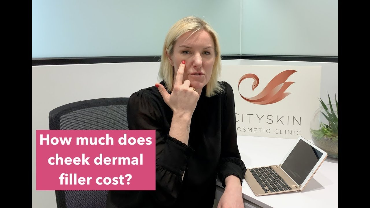 How much does cheek dermal filler cost | Cityskin Clinic | Melbourne,  Sydney & Adelaide