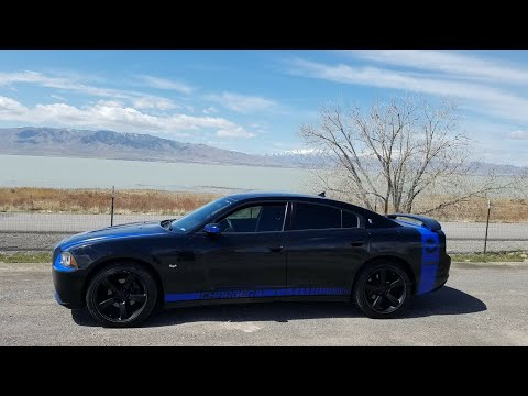 Overkill Will Adjusted Custom Tune On Dodge Charger V6 3.6L