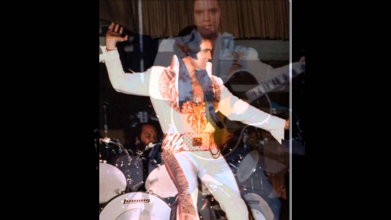 Elvis Presley Hurt Alt Take 2 Graceland Jungle