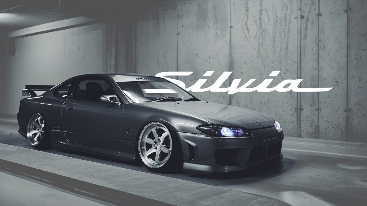 Download Nissan Silvia S15   BY NIGHT
