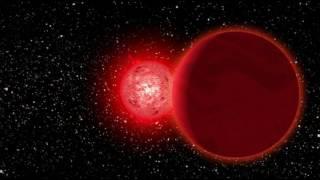 """Красные карлики - """"вечные"""" звезды во Вселенной"""