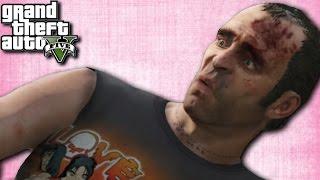 GTA 5 Online - Soygun #4-6: Derbeder Trevor