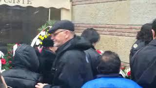 Zorica i Kemiš stigli na Novo groblje - 22.02.2019.