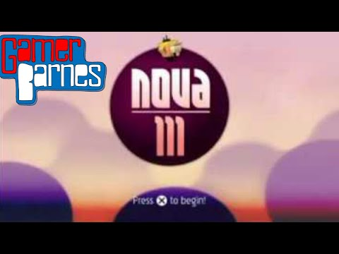 Gamer Barnes Plays... Nova 111 - Charity Stream Highlight
