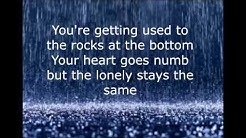 Let It Hurt (with lyrics) -Rascal Flatts