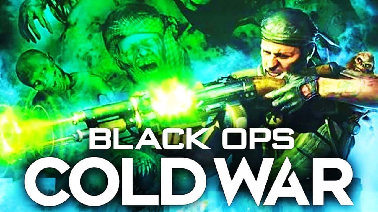Black Ops Cold War Zombies Revealed Vietnam Nacht Campaign Characters Perks Warzone Zombies Youtube