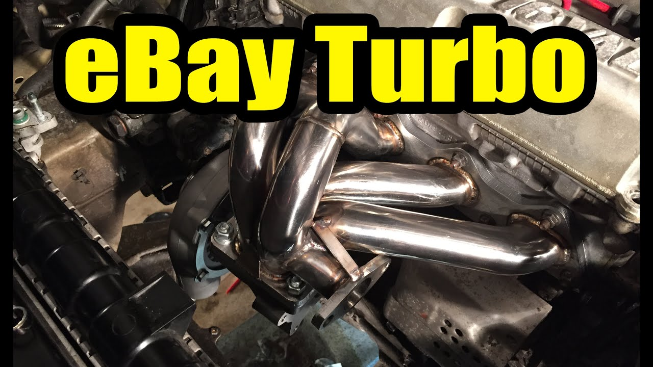 How can you install a turbocharger?