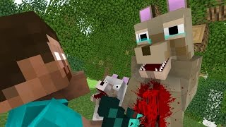 Wolf Life 2 - Minecraft Animation