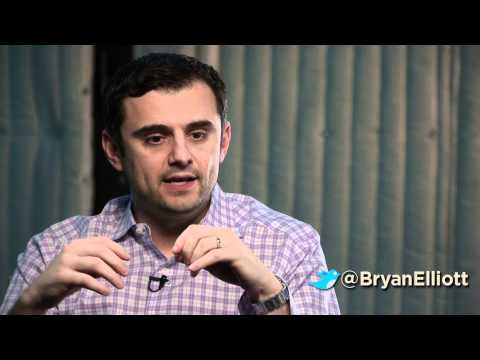 Gary Vaynerchuk Interview--How did you get this job?