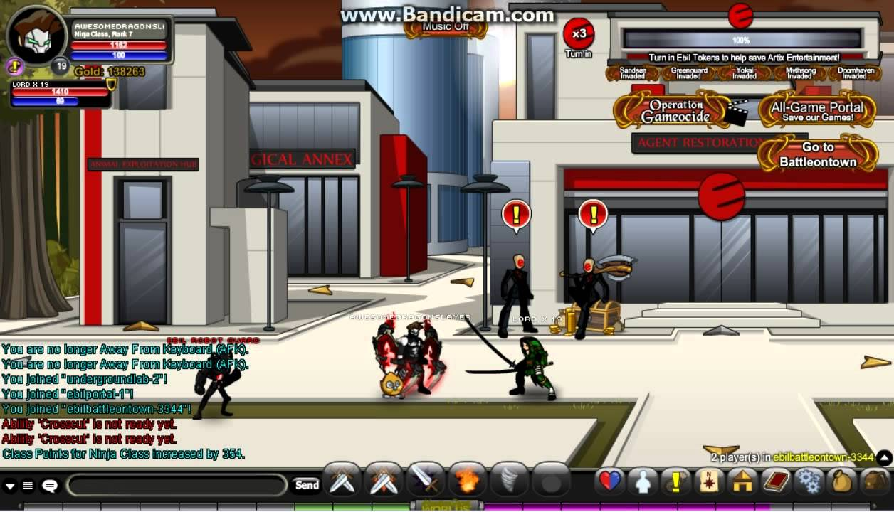 Aqw How To Get Chunin Cl For Free You