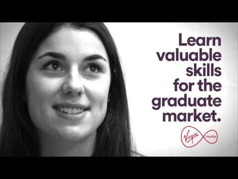 Virgin Media Student Ambassador Recruitment Video