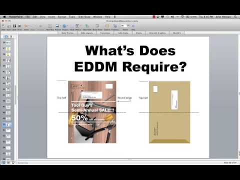 Postcard and EDDM Mailing for Carpet Cleaning