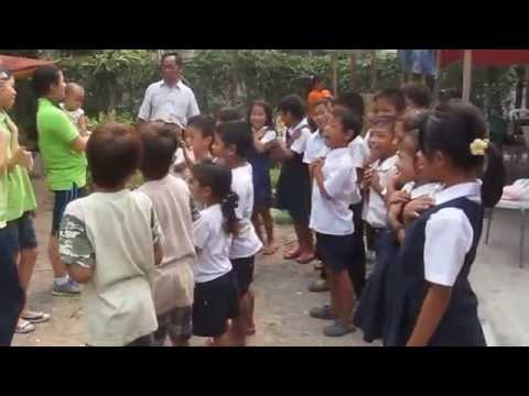 TSRC Community Work - Let's sing for Jesus