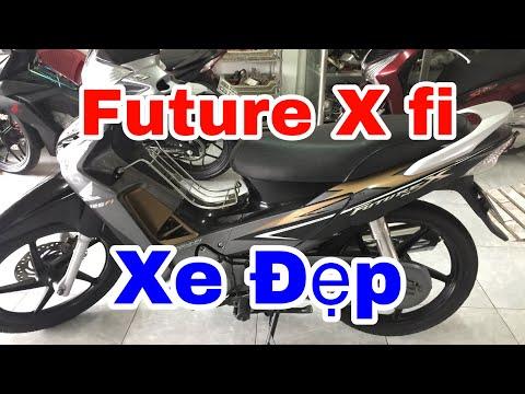 Bán Xe Future X Fi Cũ - Chuyên Xe Cũ Tiền Giang