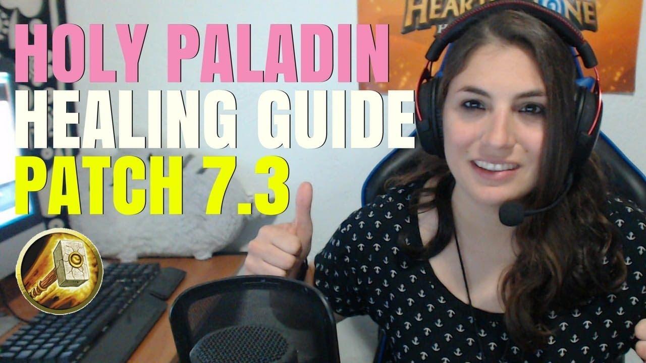 7. 3. 5 holy paladin guide how do i heal?! Antorus & raid healing.