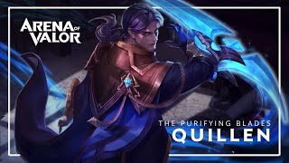 Quillen: Hero Spotlight | Gameplay - Arena of Valor