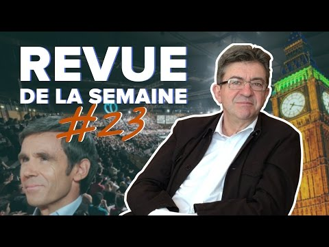 #RDLS23 : ÉVASION FISCALE, BREXIT, FRONTIÈRES, FRANCE 2, MÉLENPHONE, JEU VIDÉO