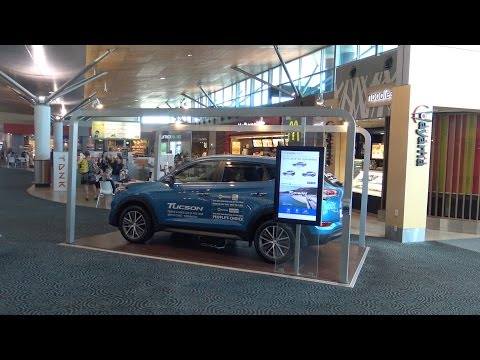 Auckland Airport, New Zealand: Domestic Terminal