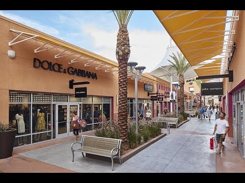 Best shopping malls near las vegas strip