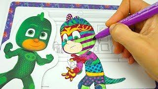 Герои в масках раскраски для детей