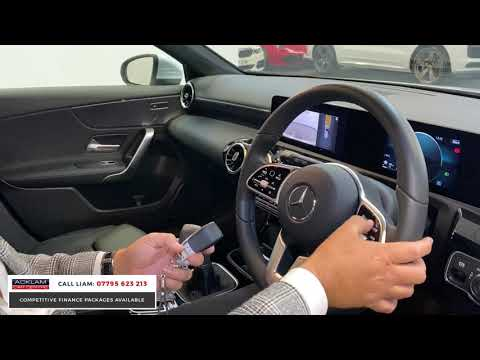 2019 69 Mercedes A180 1.3 Sport Executive