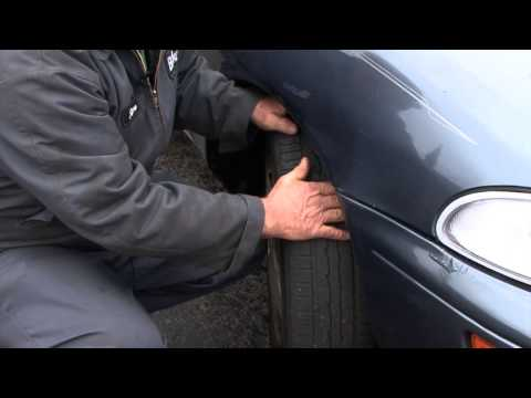 How to Identify Uneven Tire Wear