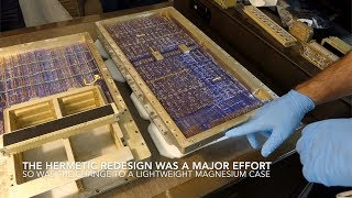 Apollo AGC Part 2: Power supplies test