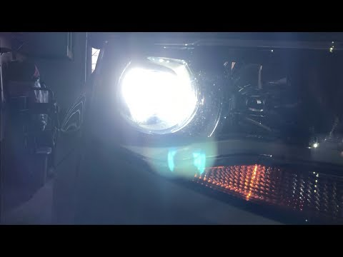 How To Modify Dust Covers To Fit LED/HID Headlights