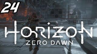 Let's Play Horizon Zero Dawn - Part 24 - HET MYSTERIE VAN HET KERKHOF ! - DUTCH