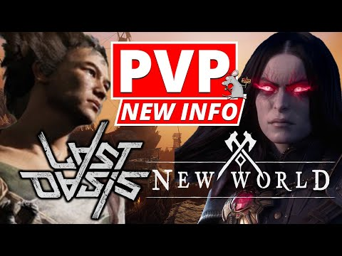NEW WORLD Huge PVP Info Upsets The Players!! Last Oasis Game Changer PVP!