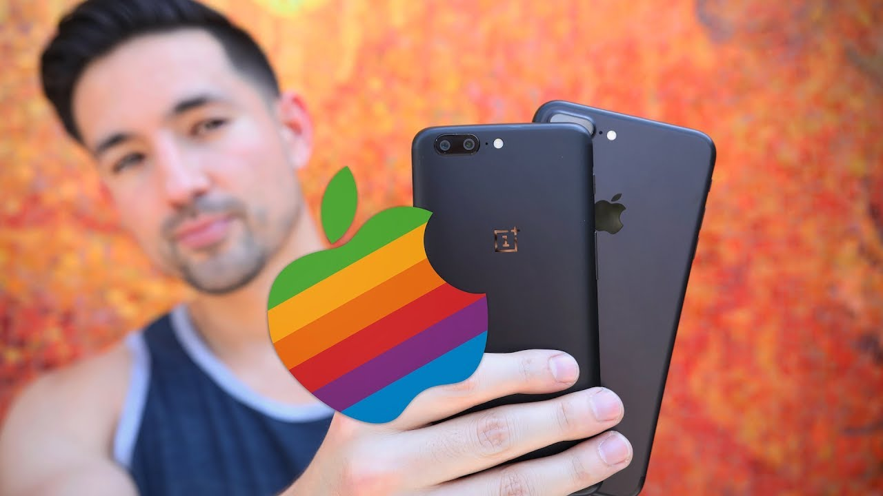 Is this the OnePlus 5T in the wild?
