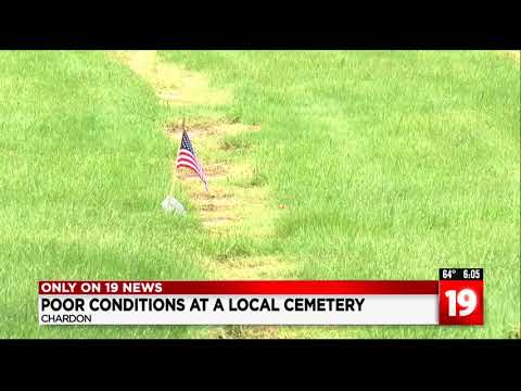 Ohio Man Says Catholic All Souls Cemetery A Mess In Geauga County