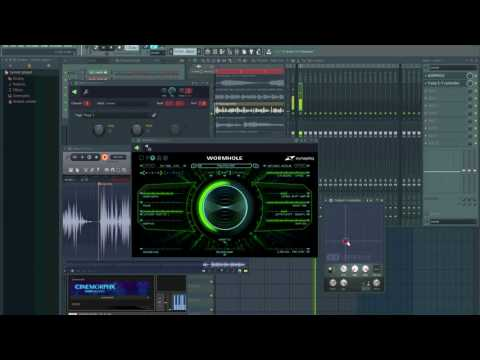 Wormhole Frequency und Pitch Shifter