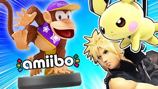 Can Smash Bros Pros Beat This OP Amiibo?