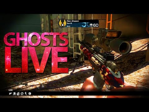 Ghosts FFA Trickshotting LIVE! - Donate Here: