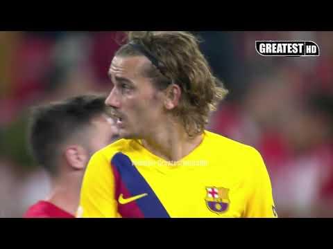 Athletic Bilbao vs Barcelona 1- 0   Highlights & Goals Resumen & Goles 2019 HD