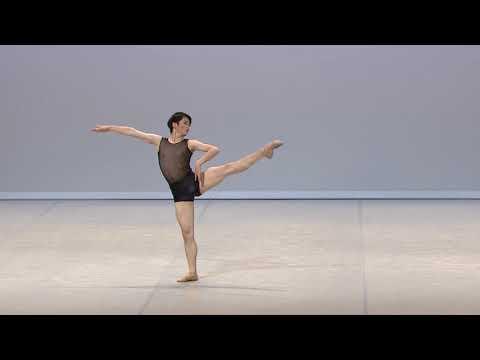 Takayuki Moriwaki, 203 - Finalist - Prix de Lausanne 2018, contemporary