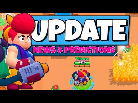 PAM REMODEL Is OFFICIAL! | Brawl Stars News And Update Predictions