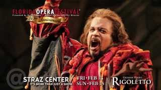 Florida Opera Festival - Rigoletto