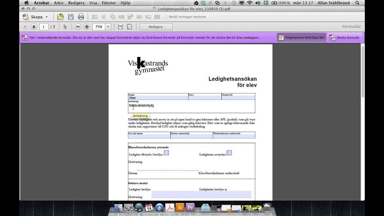 skapa pdf filer gratis