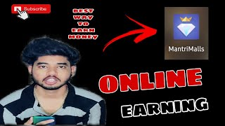Colours prediction game {  mantrimalls online earing website trick}