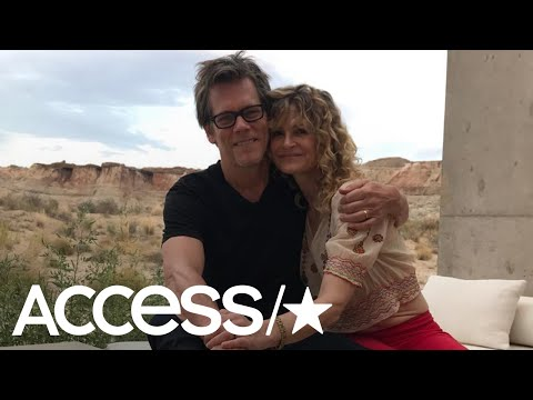 Kevin Bacon & Kyra Sedgwick Celebrate 30 Years Of Marriage With Sweet Musical Duet  Access