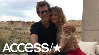 Kevin Bacon & Kyra Sedgwick Celebrate 30 Years Of Marriage With Sweet Musical Duet | Access