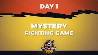 DBFZ Summit of Power Day 1: Mystery Fighting Game