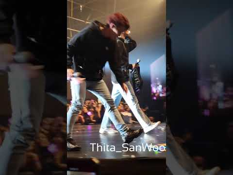 [Fancam] Call Out compilations (Sanha focus) in Encore & Final Encore - ASTRO The 2nd ASTROAD to BKK